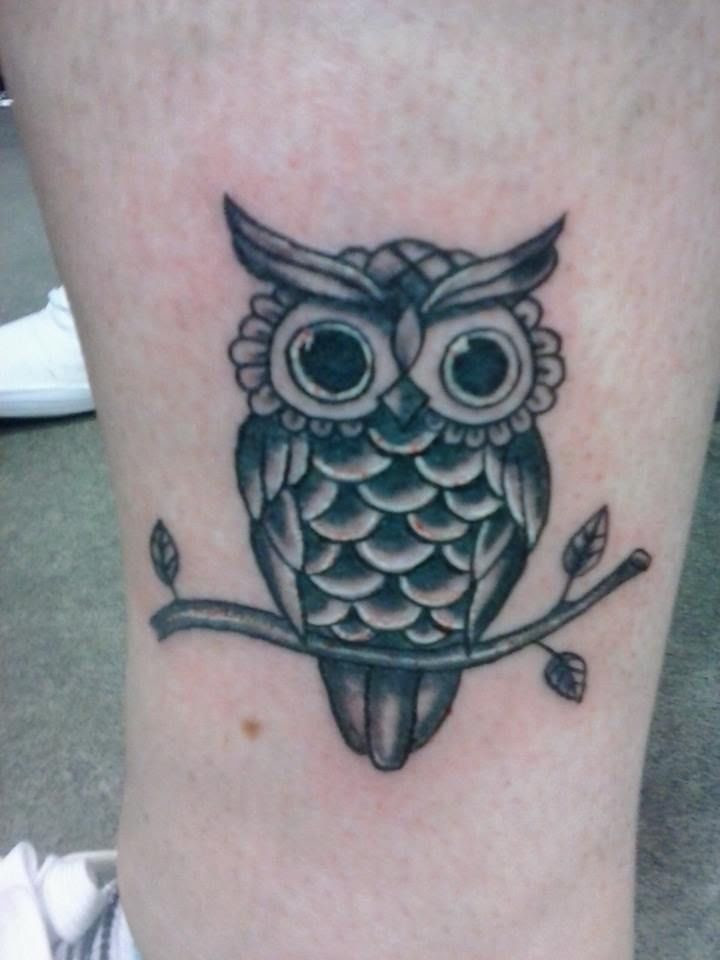 71 Best Owl Tattoos That You Will Fall In Love With - Mens ...