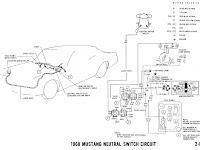 92 Mustang Radio Wiring Diagram