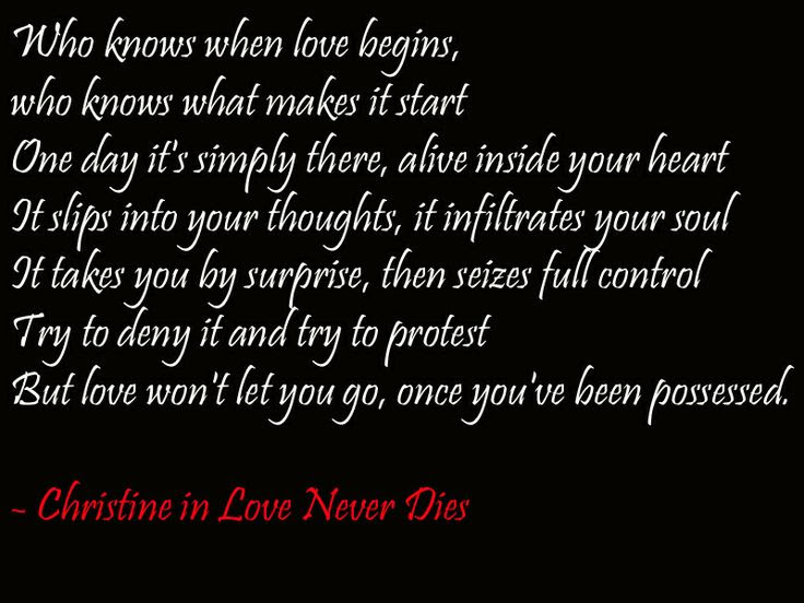 Love Never Dies Quotes Pelfusioncom