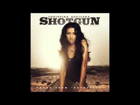 shotgun, ancora christina aguilera per nashville