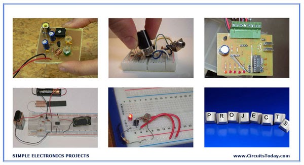 ElectRoidWarE: Simple electronics projects and circuits