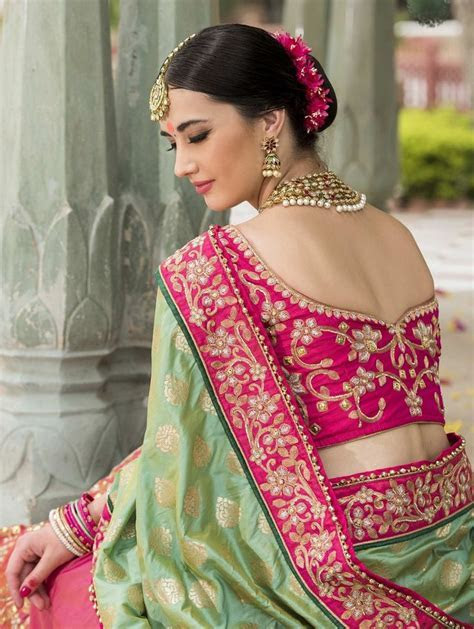 Best 25  Wedding sarees ideas on Pinterest   Indian