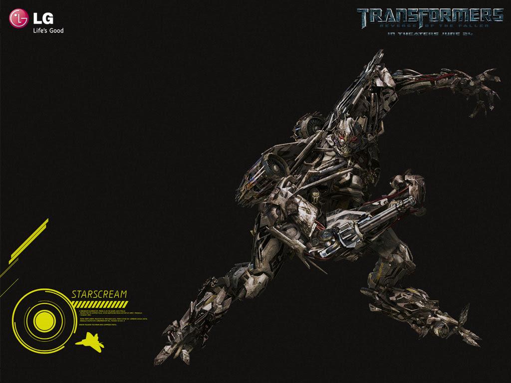Starscream Transformers Revenge Of The Fallen Wallpaper