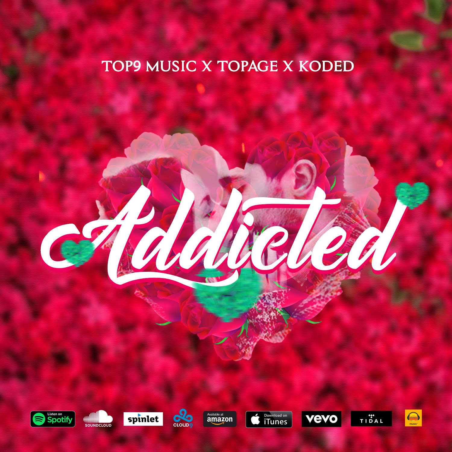 "[Music] Top9Music x TopAge x Koded – ""Addicted"""