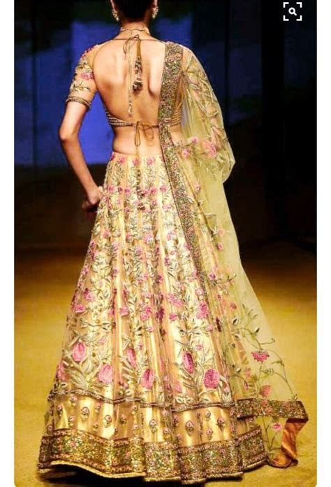 17 Best images about Lehengas and half sarees on Pinterest