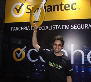Cearense é campeão brasileiro de campeonato de segurança on-line (Foto: Divulgação)