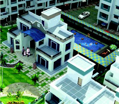 Alankapuram at Alandi Pune Club House with Swimming Pool