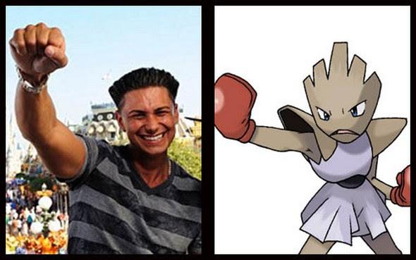 celebrities that look like pokemon 09 in Celebrities and Pokemons Similarity