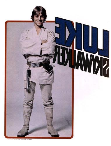 Star Wars Iron-On Transfer Book 015