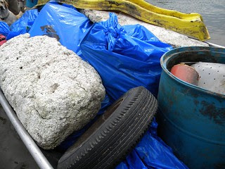 Brunswick Missouri and Grand River Clean-up 5-19-12