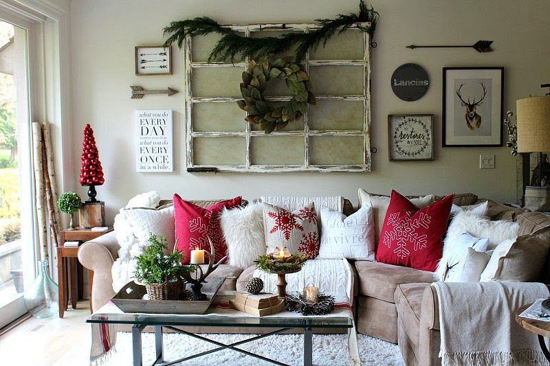 Holiday Coffee Table: Pro Decor Tips - The Design Twins ...