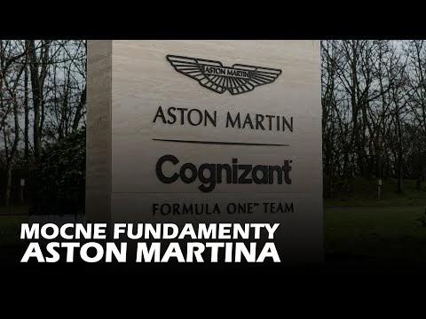 Mocne fundamenty Aston Martina