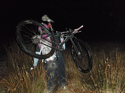 Too boggy to ride