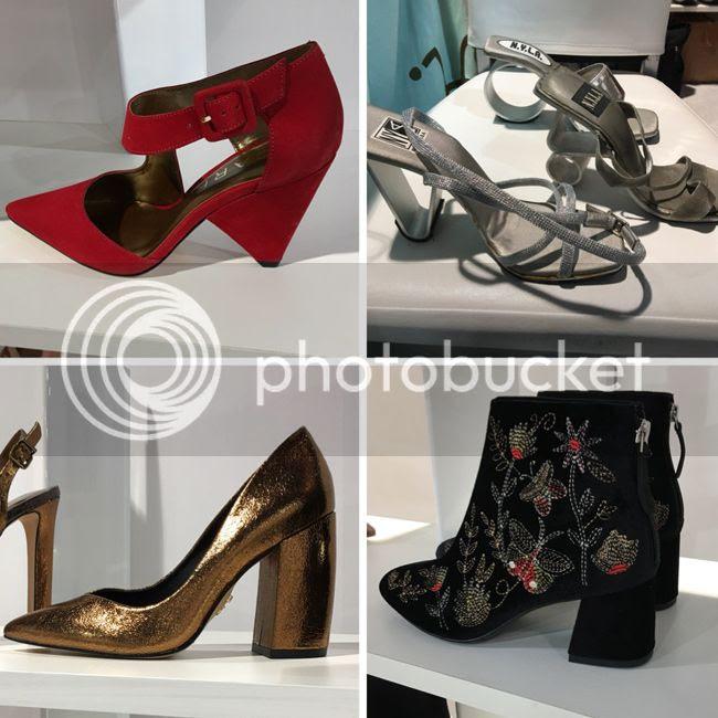 sculptural heels trend 2018