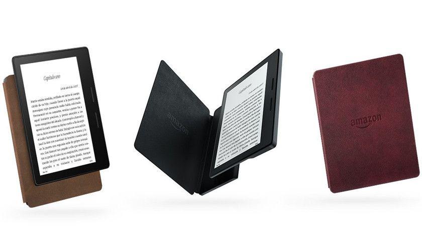 Kindle Oasis: el mejor lector de Amazon