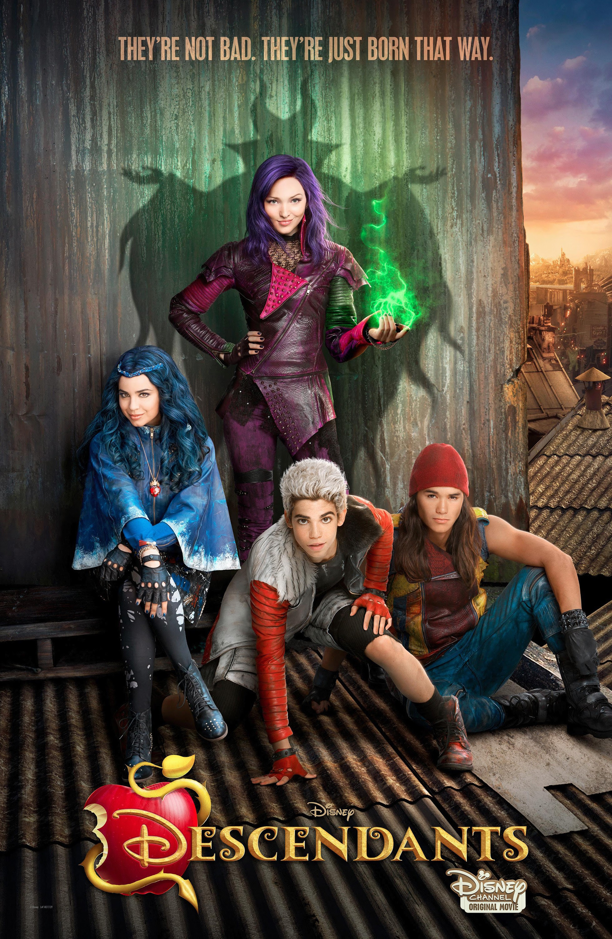 O Filme da Semana - Descendants [2015]