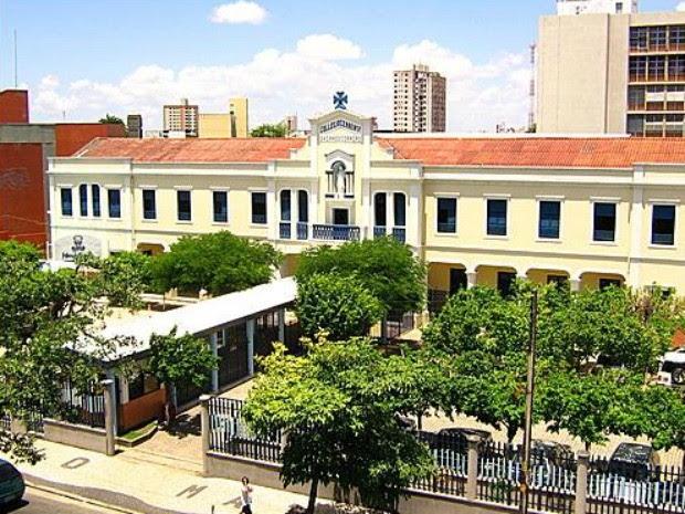 Colégio Cearense é tombado patrimônio histórico e cultural do Ceará (Foto: Secult/Divulgação)