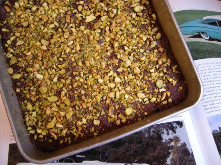 Blog Party 36:  Mad Man Brownies