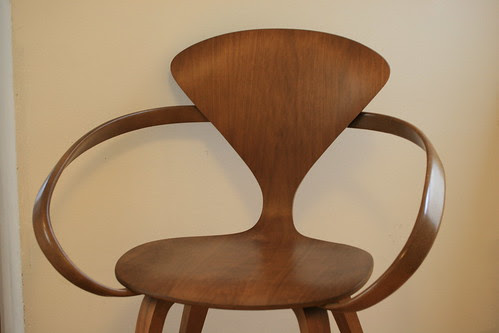 Sumi's new beautiful chair