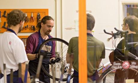 Broken Spoke Bike Co-op