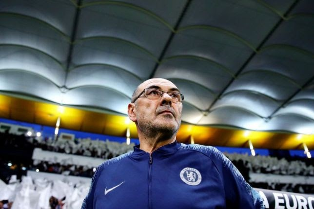 'Why #Arsenal Will Be Dangerous In Europa League Final'- Sarri