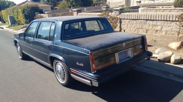1985 Cadillac Sedan Deville for sale: photos, technical ...