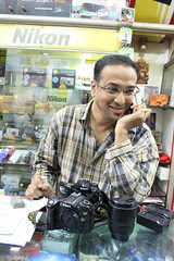 I Refused To Take His Nikon Free ...I am Happy With Canon 7D by firoze shakir photographerno1