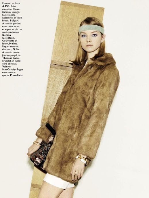 LE FASHION BLOG MARGOT TENENBAUM INSPIRED EDITORIAL GRAZIA FRANCE GWYNETH PALTROW ROYAL TENENBAUMS MOVIE STYLE PHOTOGRAPHER EMANUELE FONTANESI STYLED BY CHARLOTTE BRIERE MODEL GWEN LOOS BLUNT LONG BOB HAIR NATURAL BEAUTY GREY SWEATBAND SPORT HEADBAND BROWN FUR COAT EMBELLISHED BAG LAYERED CHUNKY BRACELETS  1 photo LEFASHIONBLOGMARGOTTENENBAUMINSPIREDEDITORIALGRAZIAFRANCE1.jpg