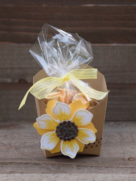 Sunflower Party Favor Sunflower Wedding Sunflower Party