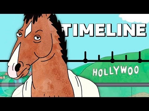Bojack Horseman Complete Timeline