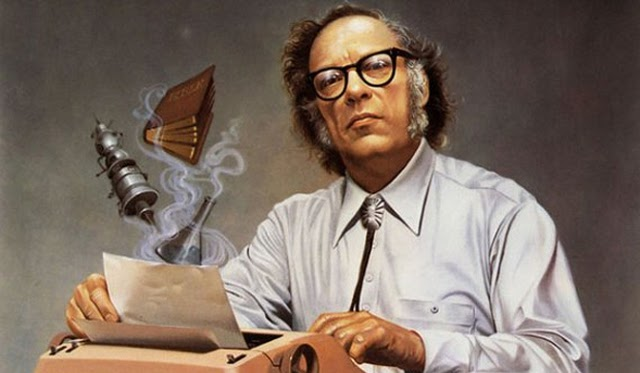 The 70 best phrases of Isaac Asimov