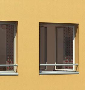 Parapetti per finestre basse