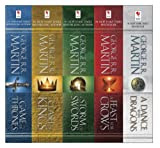 A Game of Thrones, A Clash of Kings, A Storm of Swords, A Feast for Crows, and A Dance with Dragons [Kindle Edition]