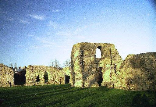 Monks from Lewes Priory may have treated the medieval warrior