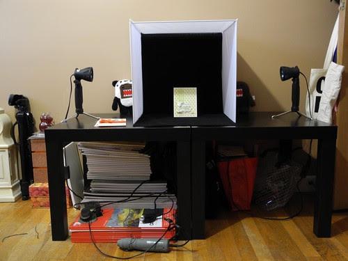 My Mini Photo Studio