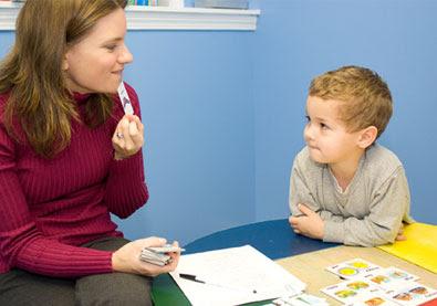 Speech-Language Pathologist - Medical take off.