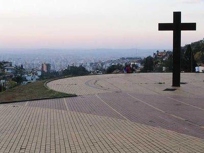 45.  Belo Horizonte, Brasil