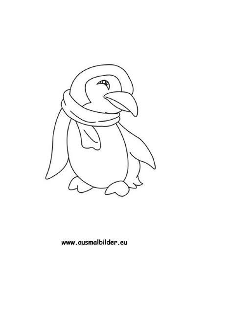 ausmalbilder tiere pinguin  kostenlose malvorlagen ideen