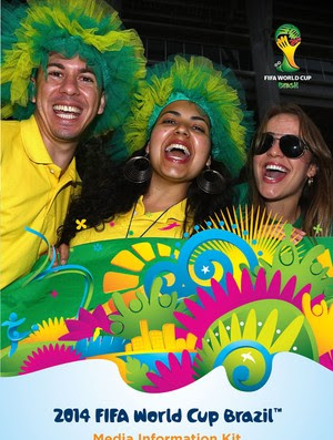 Capa kit de imprensa ingressos copa do mundo (Foto: FIFA)
