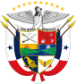 Coat of arms of Panama.svg