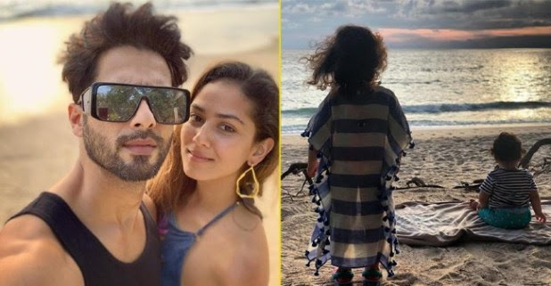 Shahid Kapoor and Mira Rajput Gives Us Major Family Goals, Look at their Fun-filled Vacation Pictures