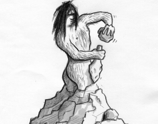 Bigthinktoolscaveman_carving_himself