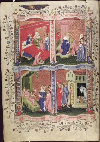 The Romance of Alexander 2v MS. Bodl. 264
