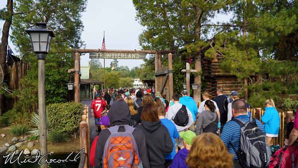 Disneyland Resort, Disneyland, Frontierland