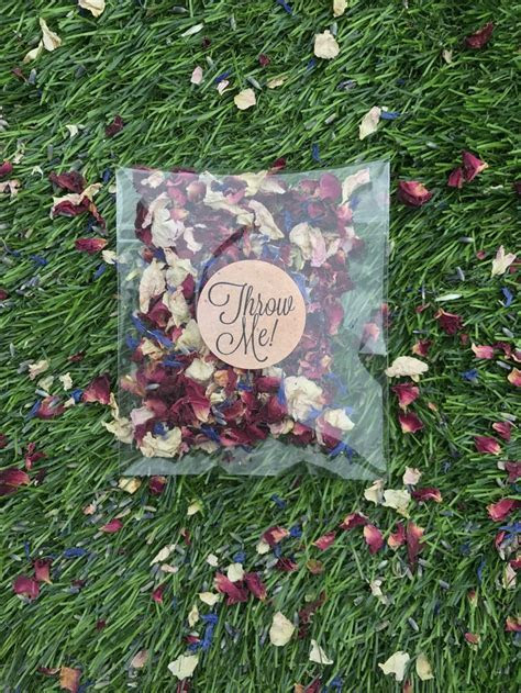 Best 25  Wedding confetti ideas on Pinterest   Confetti