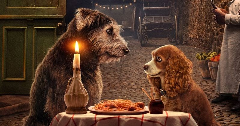 Movie Lady And The Tramp 2019 Wallpapers