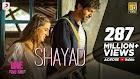 SHAYAD LYRICS हिन्दी - Love Aaj Kal / Arijit Singh