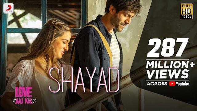 Shayad - Love Aaj Kal - Arijit Singh Lyrics | LyricsDub