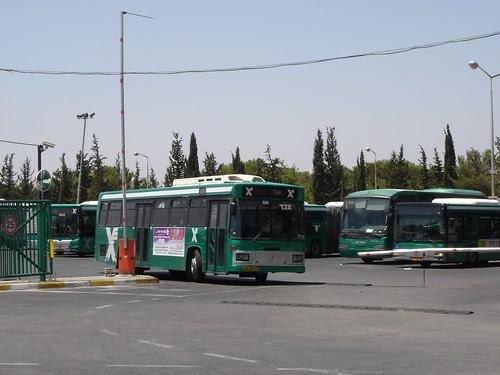 Where the buses sleep at night