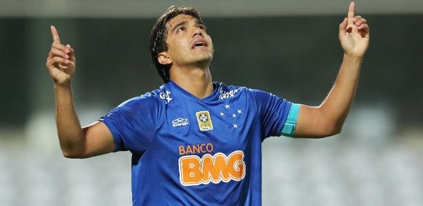 O Cruzeiro de Marcelo Moreno pode ser campeão já nesta rodada